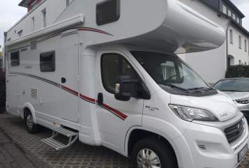 Hire a motorhome in Bergisch Gladbach from private owners| Dethleffs Willi
