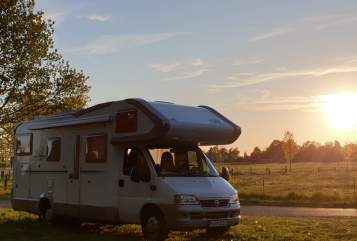 Hire a motorhome in Wunstorf from private owners| Weinsberg Arnold