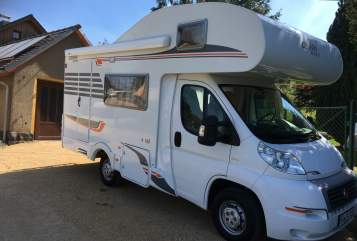 Hire a motorhome in Göda from private owners| Fiat Monsti