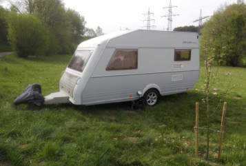 Hire a motorhome in Olpe from private owners| KIP  GreyLine No.1