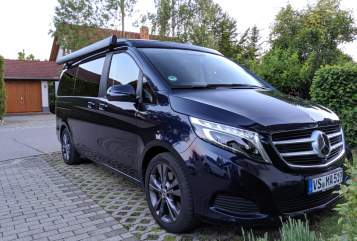 Hire a motorhome in Ulm from private owners| Mercedes-Benz  Marco Polo