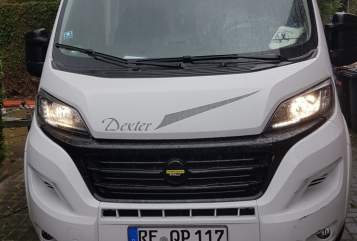 Hire a motorhome in Castrop-Rauxel from private owners| Fiat  Queen