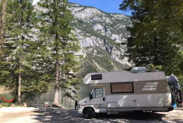 Hire a motorhome in Unna from private owners| Citroën  Roadrunner