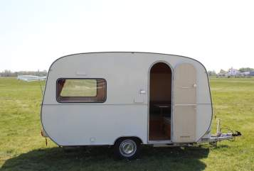 Hire a motorhome in Lindenberg from private owners| TABBERT Otto