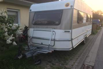 Hire a motorhome in Ostelsheim from private owners  Hymer  JEDONE