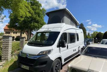 Hire a motorhome in Rostock from private owners| Pössl Der Pössl