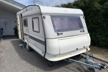 Hire a motorhome in Erftstadt from private owners| Hobby  Hobby