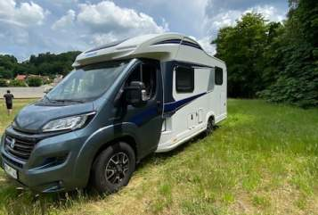 Hire a motorhome in Bad Soden-Salmünster from private owners| Knaus Paul