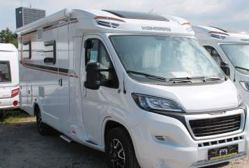 Hire a motorhome in Dielheim from private owners| Weinsberg  Cara Compact
