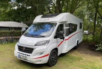 Hire a motorhome in Winsen from private owners| Sunlight  Hannes