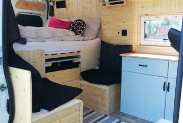 Hire a motorhome in Mönchengladbach from private owners| Citroen Chrissis_Camper