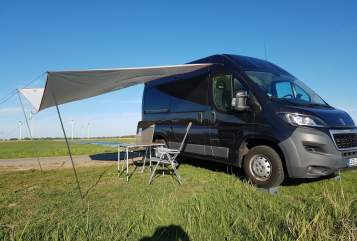 Hire a motorhome in Leer from private owners| Peugeot incognito