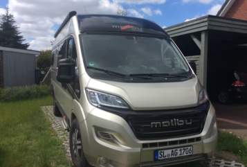 Hire a motorhome in Wanderup from private owners| Carthago My-Soulmates
