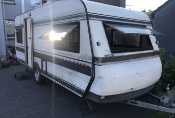 Hire a motorhome in Recklinghausen from private owners| Hobby Alte Möhre