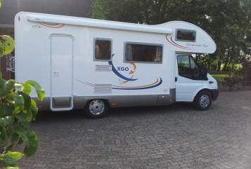 Hire a motorhome in Twello from private owners| XGO Familie-camper!
