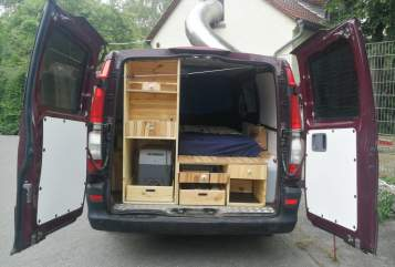 Hire a motorhome in Wiesbaden from private owners  Mercedes Frida