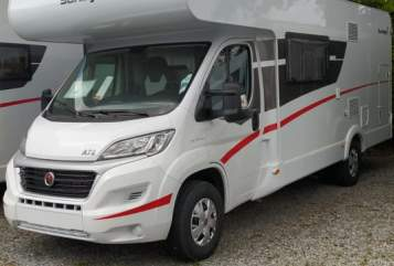 Hire a motorhome in Hagen from private owners| Sunlight Los Angeles