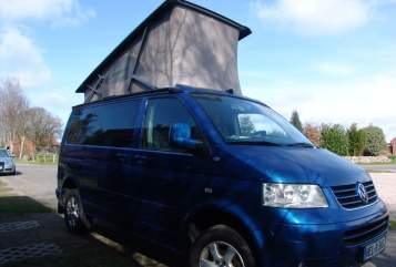 Hire a motorhome in Albersdorf from private owners| Volkswagen Kornblume
