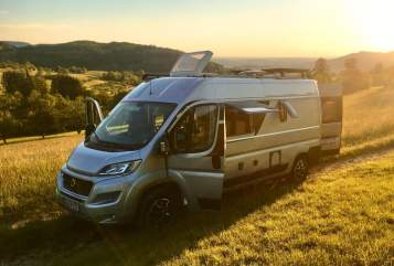 Hire a motorhome in Stuttgart from private owners| 2019 Fiat Ducato - 4Elements Jacopo