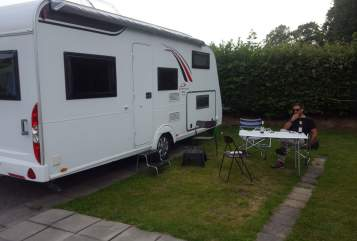 Hire a motorhome in Much from private owners  Bürstner  Ragazzo
