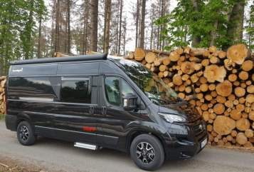 Hire a motorhome in Lichtenau from private owners  Sunlight Sunny