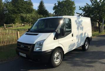 Hire a motorhome in Bannewitz from private owners| Ford Transit Offroady