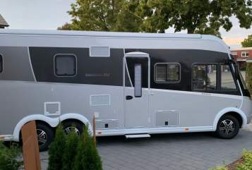 Hire a motorhome in Ahlen from private owners  Dethleffs Dicken