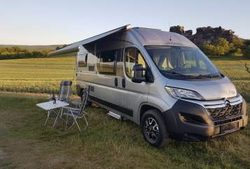 Hire a motorhome in Halberstadt from private owners| Citroën Jumper Pössl 2 Win Plus FMC WOMO RENT