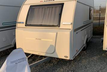 Hire a motorhome in Achim from private owners  Adria Womotion 4