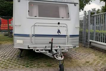 Hire a motorhome in Gladbeck from private owners| Hymer Hymer Nova