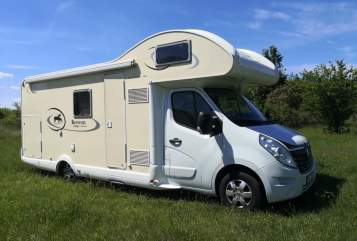 Hire a motorhome in Schkopau from private owners| Renault Max