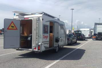 Hire a motorhome in Reutlingen from private owners| KNAUS  TANGO