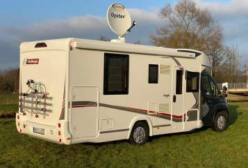 Hire a motorhome in Lilienthal from private owners| Challenger  Schätzchen