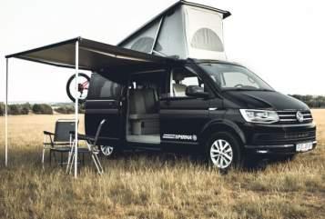 Hire a motorhome in Pirna from private owners| VW !NEU Calli NEU!