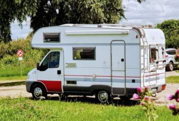 Hire a motorhome in Bremen from private owners| Fiat Otto