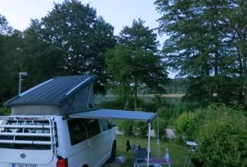 Hire a motorhome in Machern from private owners| Volkswagen Calli
