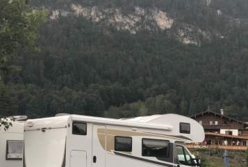 Hire a motorhome in Coswig from private owners| Carado Carado Mobil
