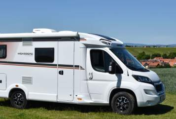 Hire a motorhome in Hahnheim from private owners| Weinsberg  Ivy