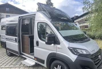 Hire a motorhome in Hannover from private owners| Pössl Summit  Baby Campy
