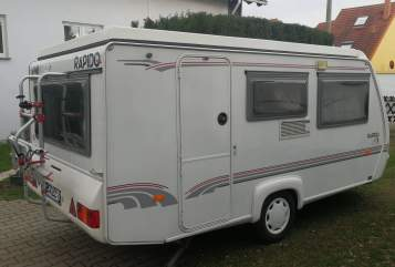 Hire a motorhome in Lübbenau/Spreewald from private owners| Rapido Rapido