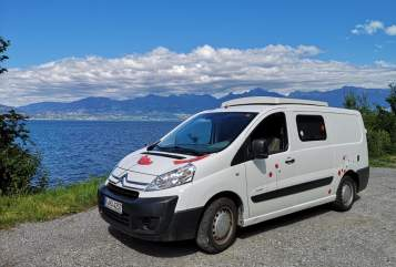 Hire a motorhome in Köln from private owners  Citroën Mohn-Mobil