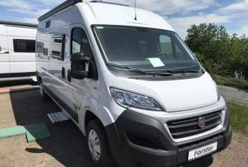 Hire a motorhome in Hannover from private owners| Forster  Forster 599 VB