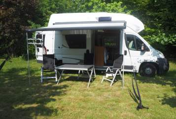 Hire a motorhome in Karlsruhe from private owners| Weinsberg (Fiat) Sid