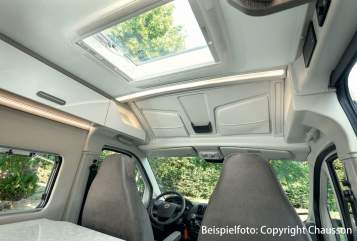 Hire a motorhome in St. Ingbert from private owners| Chausson Unbenannt
