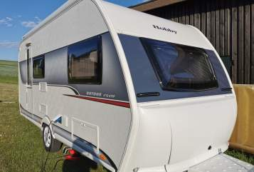 Hire a motorhome in Fichtenau from private owners| Hobby Bader´s