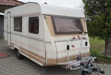 Hire a motorhome in Woringen from private owners  Dethleffs Nomad