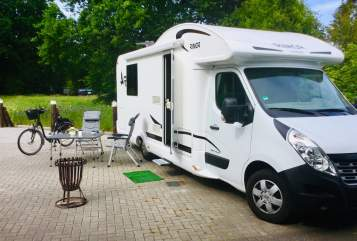 Hire a motorhome in Edewecht from private owners| Rimor Wonneproppen