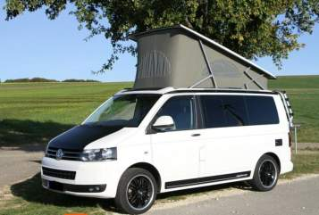 Hire a motorhome in Eislingen from private owners| VW Kalli