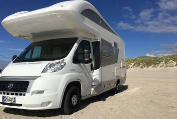 Hire a motorhome in Wiehl from private owners| Fiat Prince ****