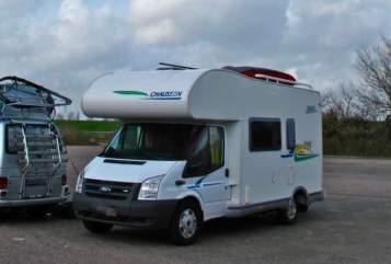 Hire a motorhome in Werl from private owners| Chausson Womo